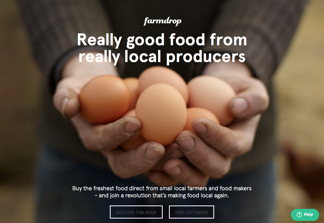 Farmdrop UX
