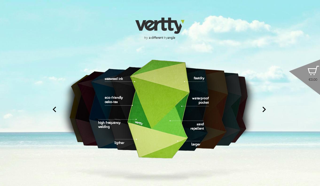 Vertty UX