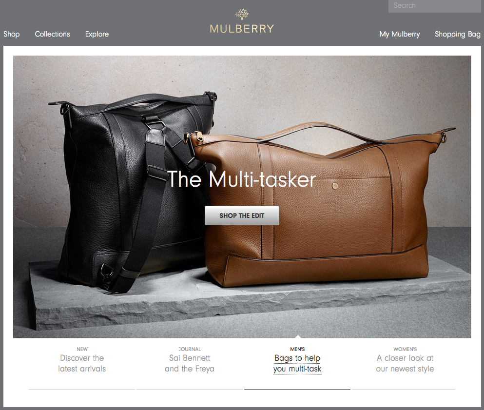 Mulberry UX