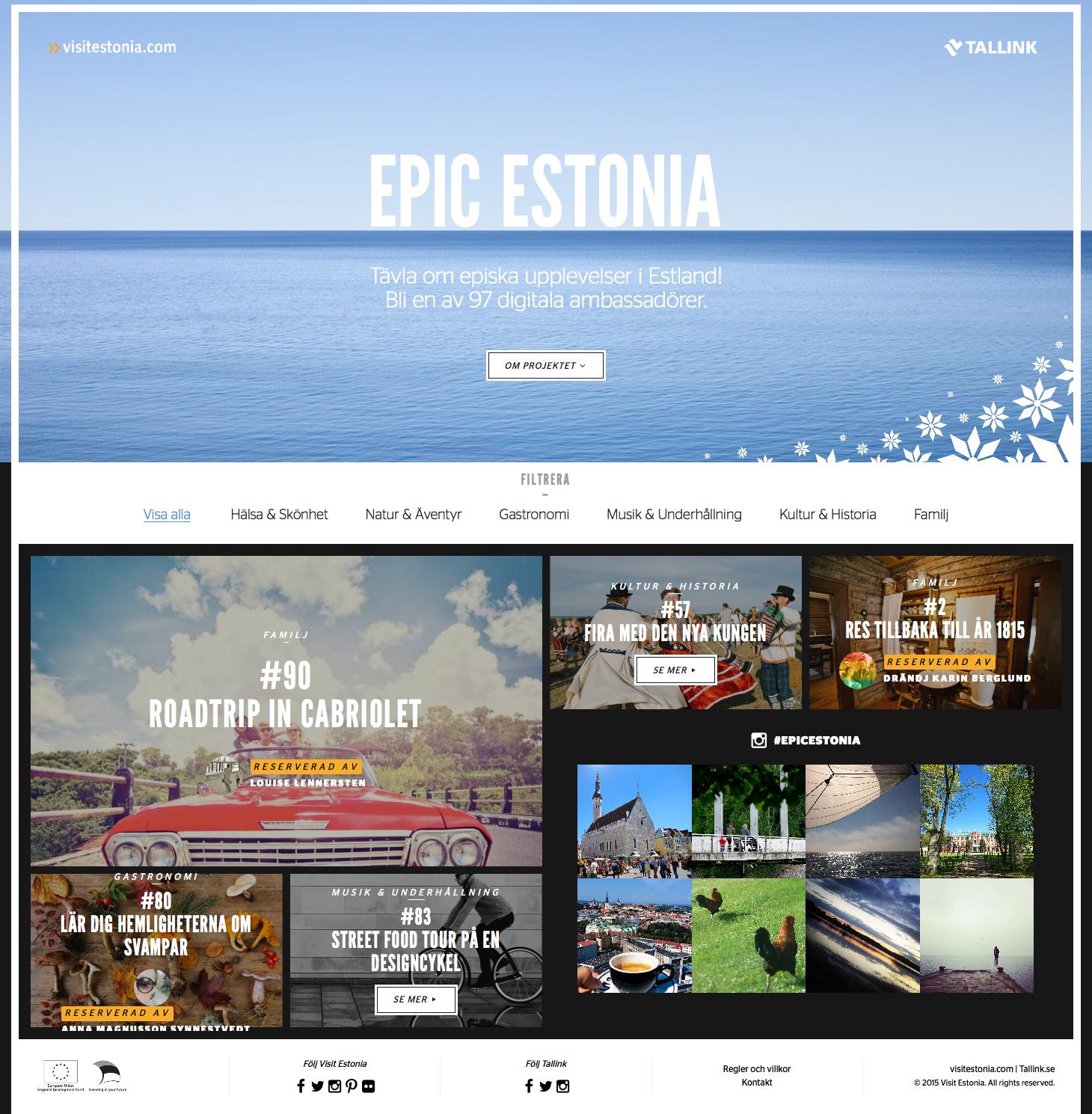 Epic Estonia