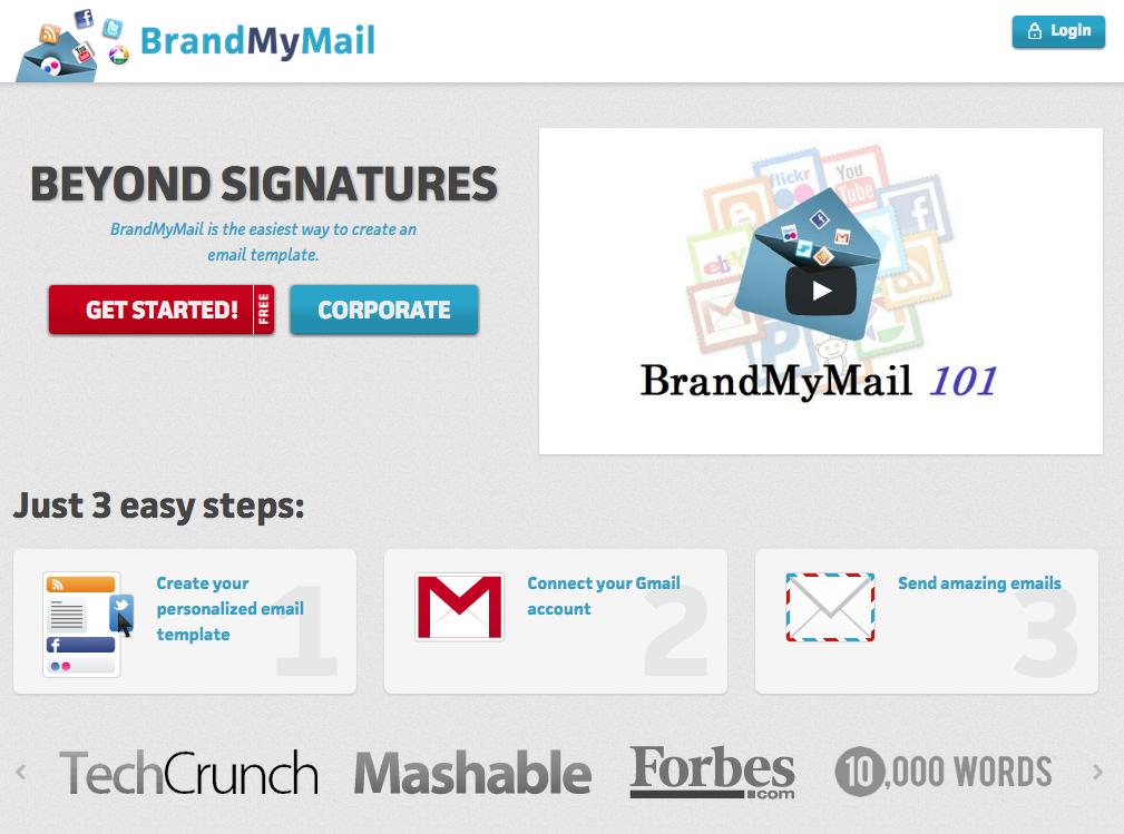 BrandMyMail