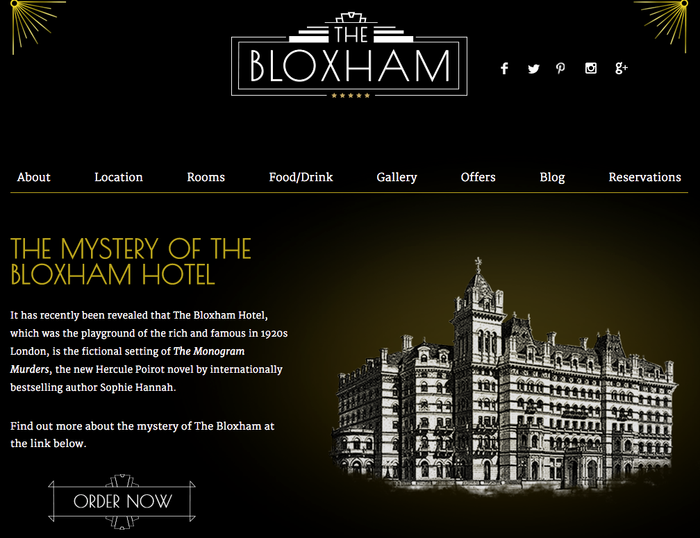 The Bloxham Hotel