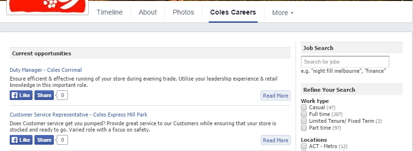 How Australian Supermarket Coles Delivers Engaging Content On Social