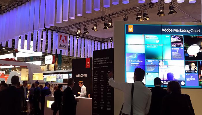 Adobe Dmexco 2015