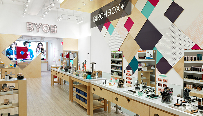 birchbox store in soho