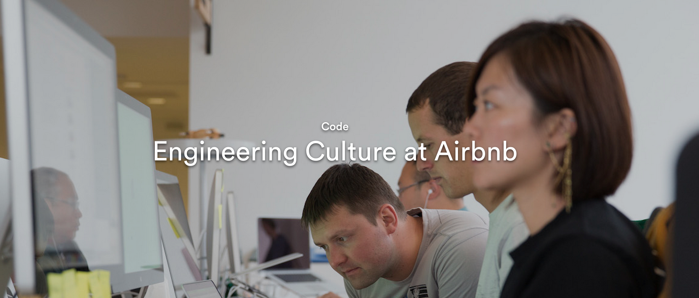 airbnb engineering culture