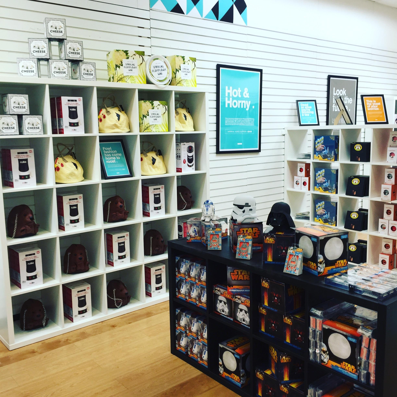 Firebox pop-up shop products
