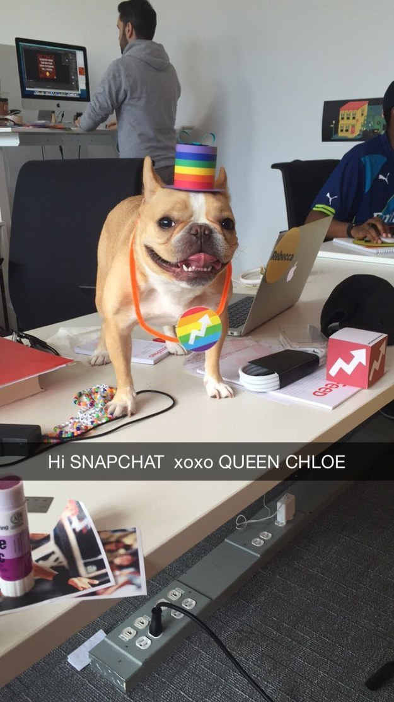 Buzzfeed on Snapchat