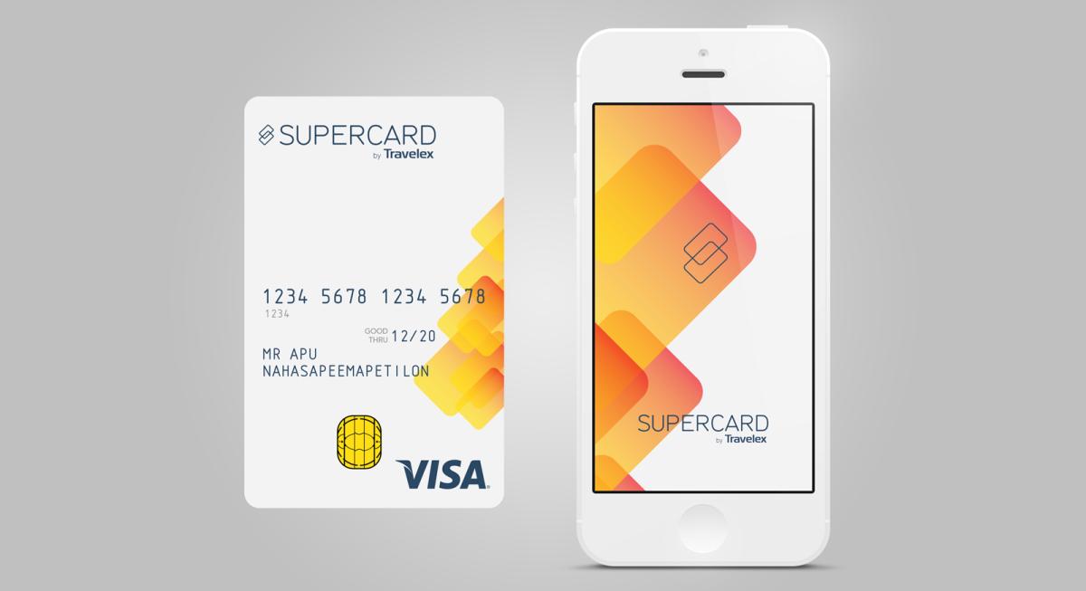 travelex supercard