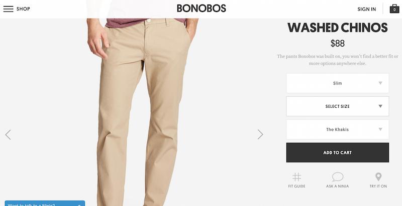 bonobos quiz