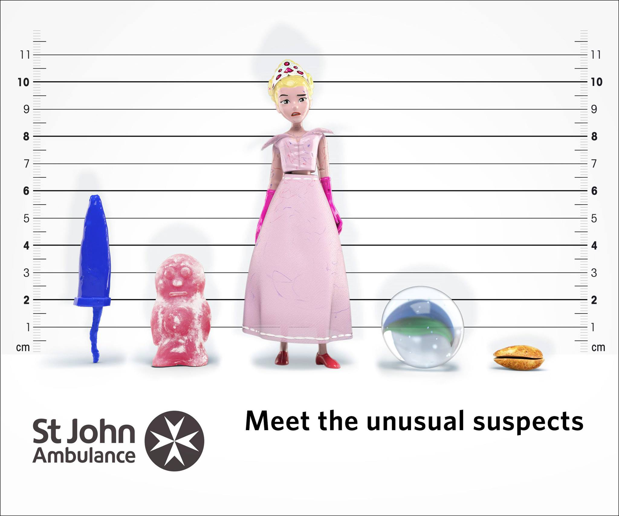 st john's ambulance the chokeables video campaign