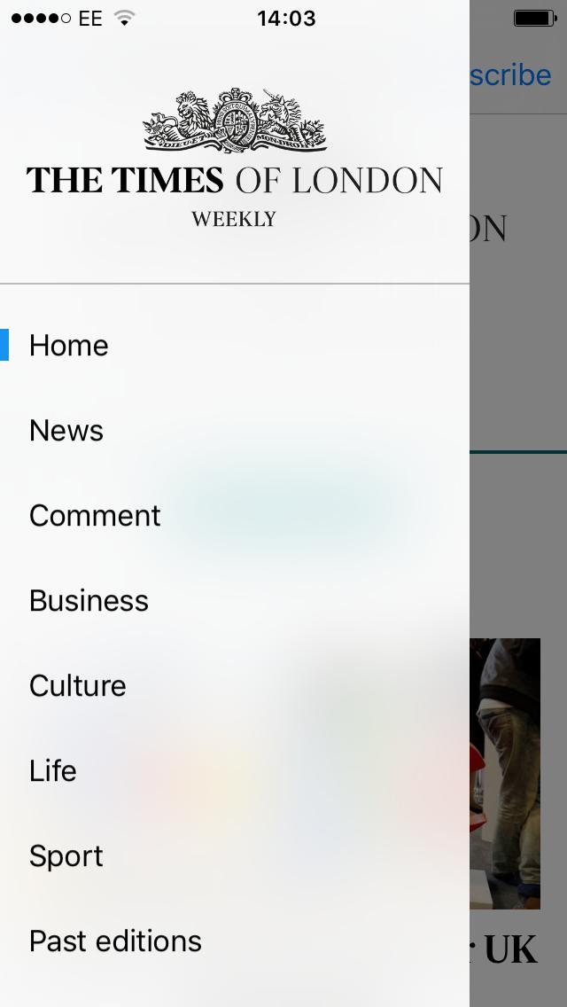 times weekly app