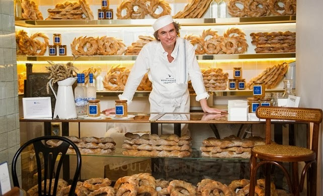 boulangerie Francois London