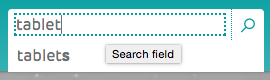 EE search tool