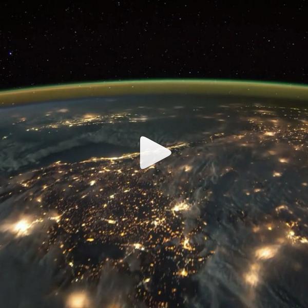 NASA instagram video