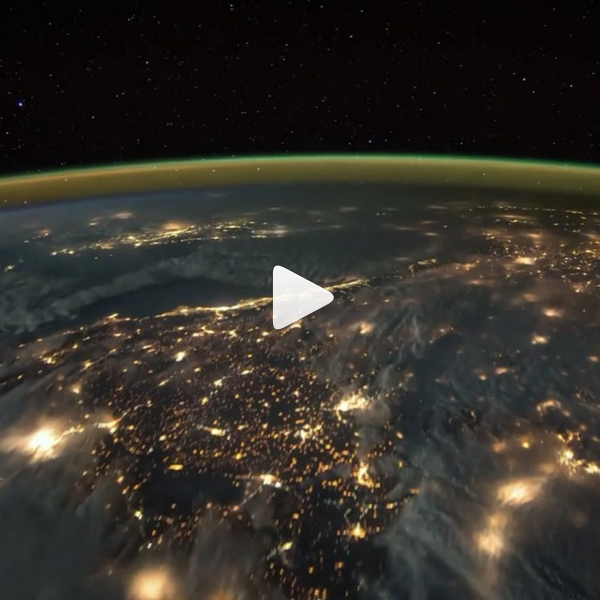NASA instagram video