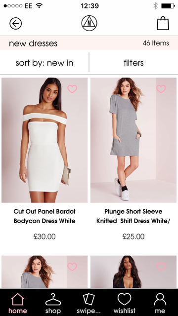 Shop ladies fashion at Missguided USA. With hundreds of new styles hitting our shelves every week, there's no better place to shop women's clothes online!