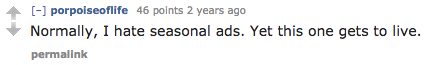 Maker's Mark Reddit campaign comments