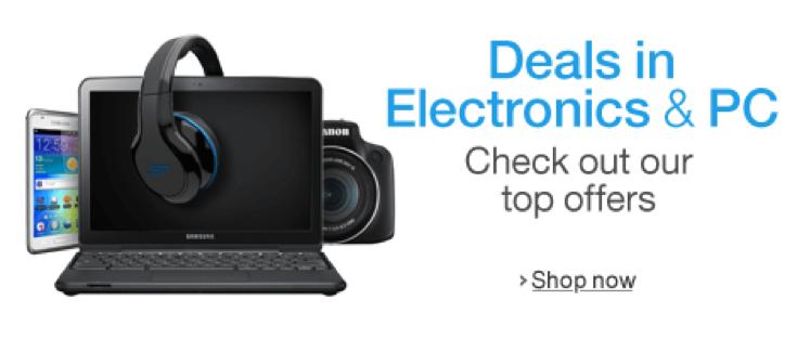 deals in eleectronics