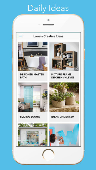 creative ideas app