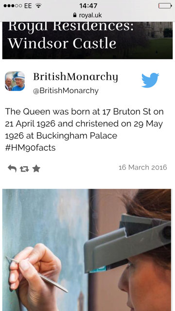 twitter royal.uk