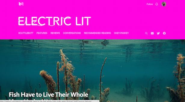 electric lit