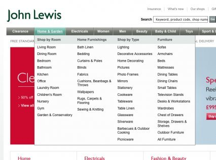 organisational structure of john lewis Mark ritson: google, coke and john lewis mark a big week for brand  surely  there are more vital questions than an organisational chart.