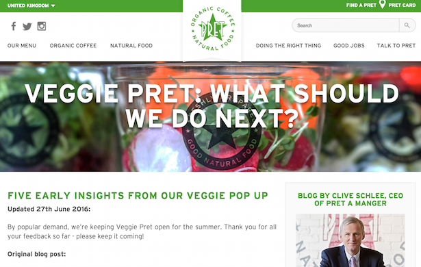pret blog post