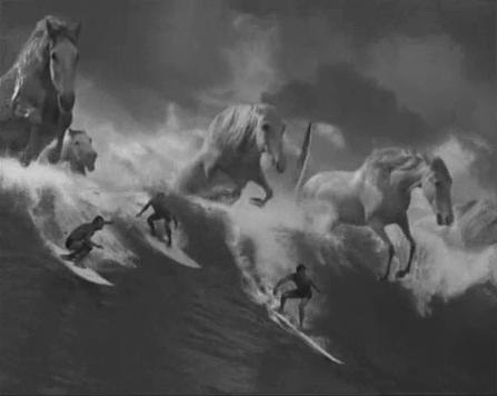 guinness surfer