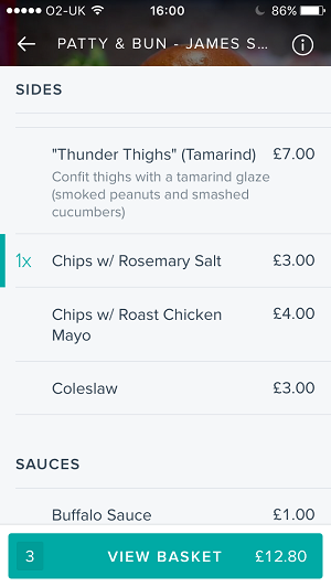 UberEats vs  Deliveroo: A comparison of the app user
