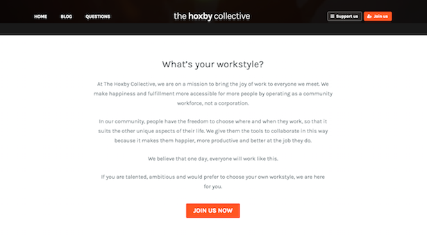 hoxby collective