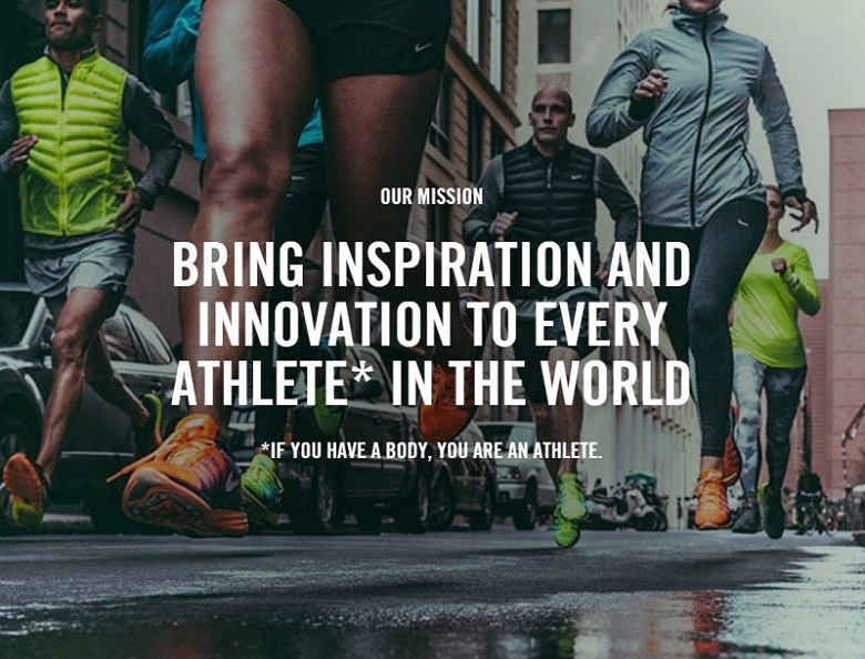 Seven Examples Of Motivational Copywriting From Fitness Brands Econsultancy