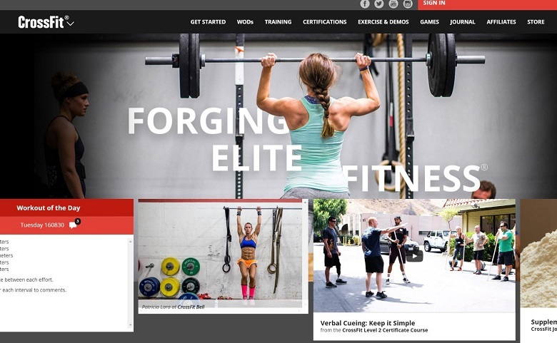 CrossFit: A Serious Exercise Challenge CrossFit: A Serious Exercise Challenge new foto