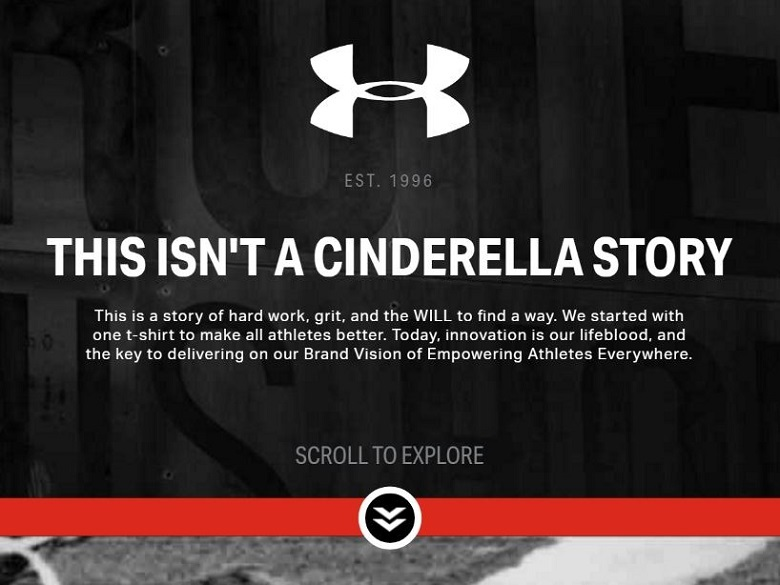 Seven examples of motivational copywriting from fitness brands