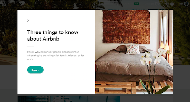 three things to know about airbnb