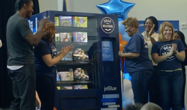 jetblue soar with reading