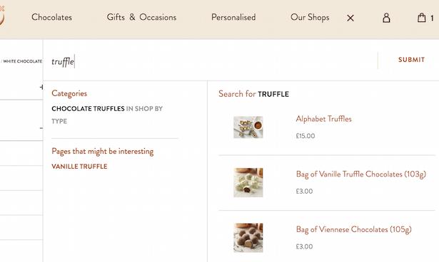 search truffles