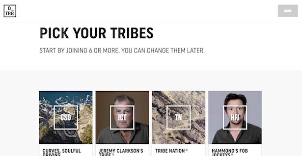 pick a tribe