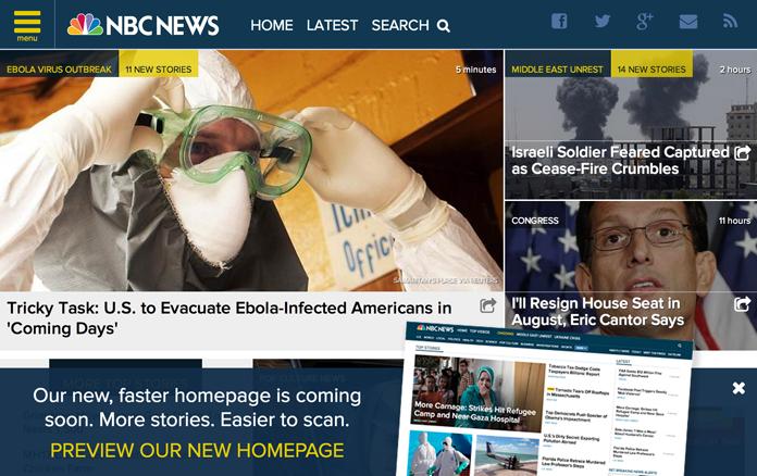 nbc news 2014