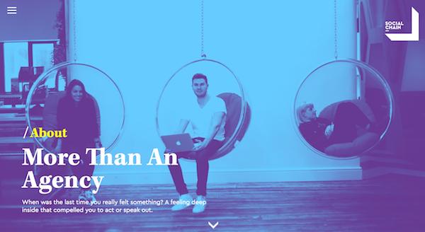 social chain website