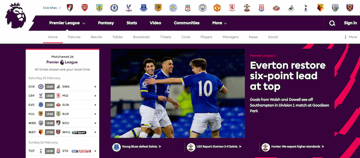 After years of apathy, football clubs are embracing digital