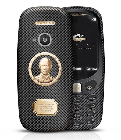 vlad putin 3310