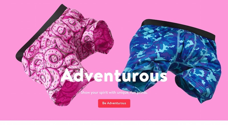 adventurous undies