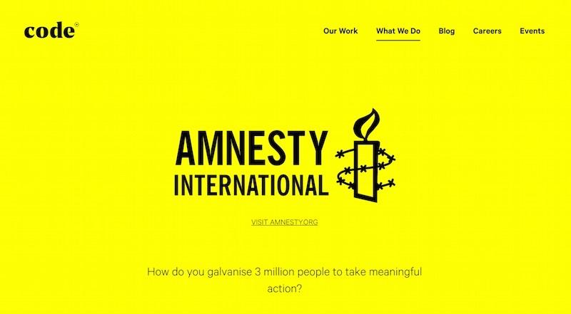 amnesty code