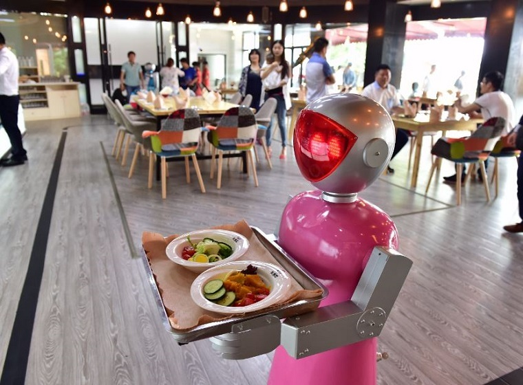 Robots In Fast Food