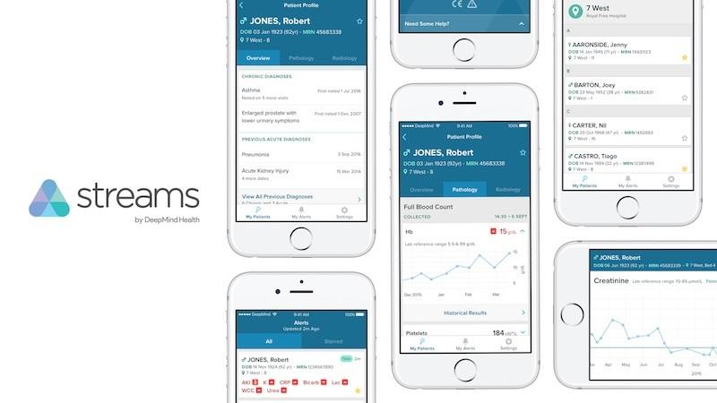 streams app