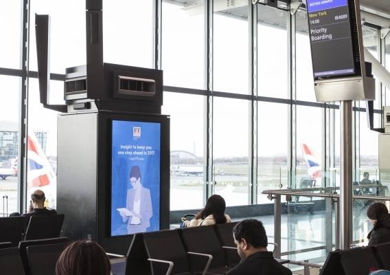 ft airport ads