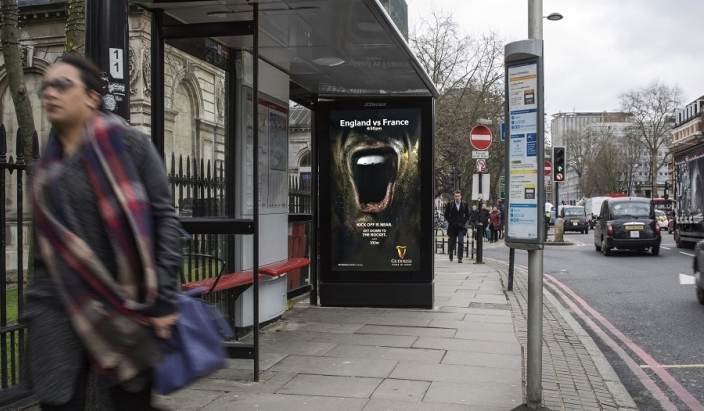 guinness ad six nations