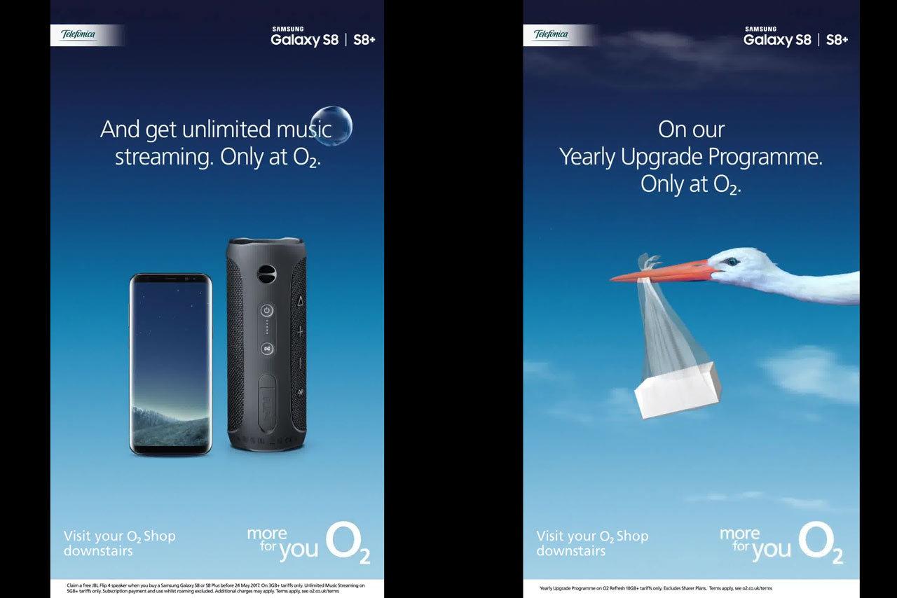 digital outdoor ads o2
