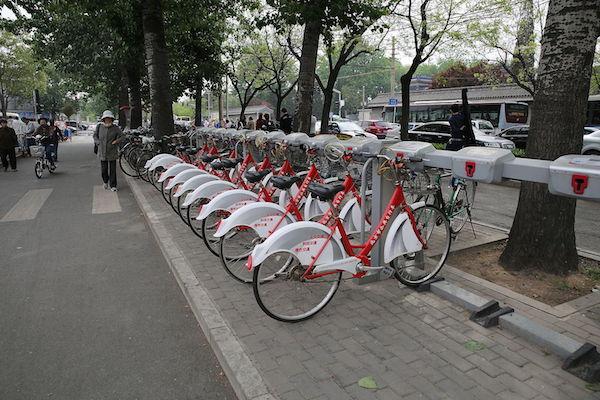 bike sharing beijing